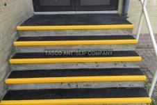 Antislip traptreden