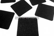 Antislip vierkante tape 140mm (10 pack) zwart