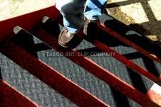 Antislip tape aluminium rug 50mm tot 1000mm/18m - 3 Kleuren